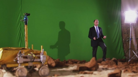 CeBit - Making-of film d'introduction
