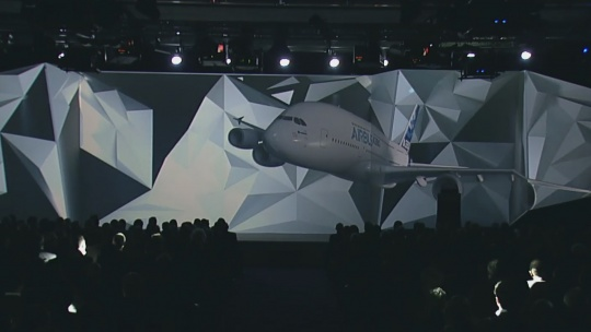 AIRBUS - Making-of Symposium Commercial
