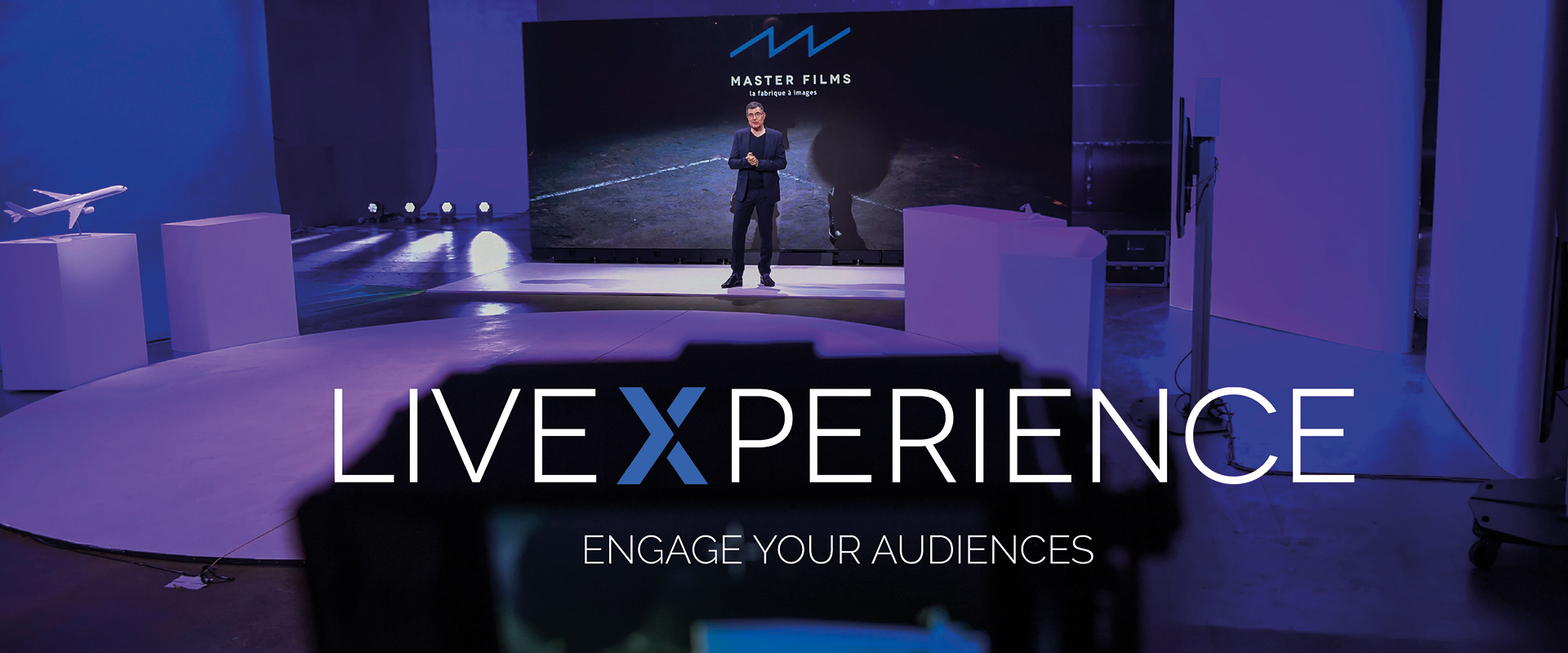 LIVE XPERIENCE - ENGAGER VOTRE AUDIENCE