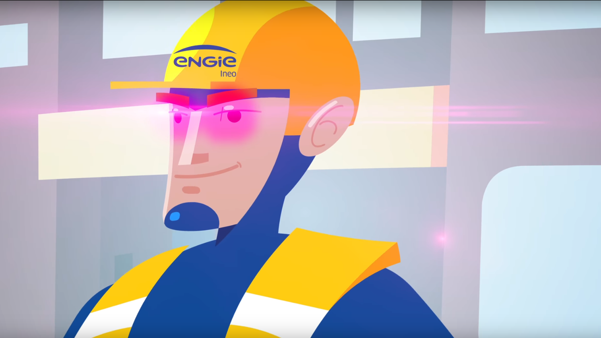 Social media pour ENGIE Ineo