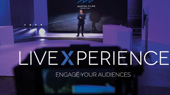 Live Xperience - Emission interactive