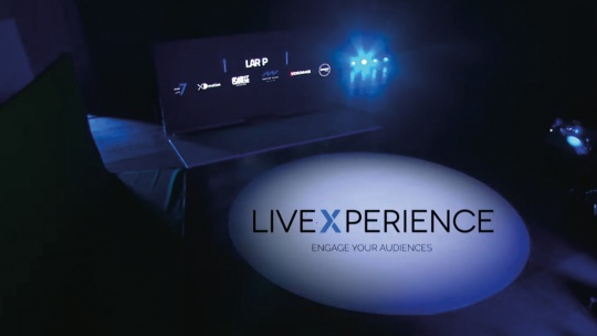 LIVE XPERIENCE - What is LAR³P ?